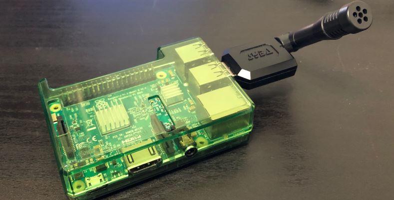 Voice Recording on Raspberry Pi