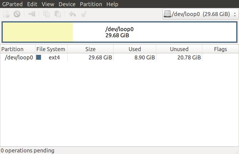 Shrinking Raspbian OS Image