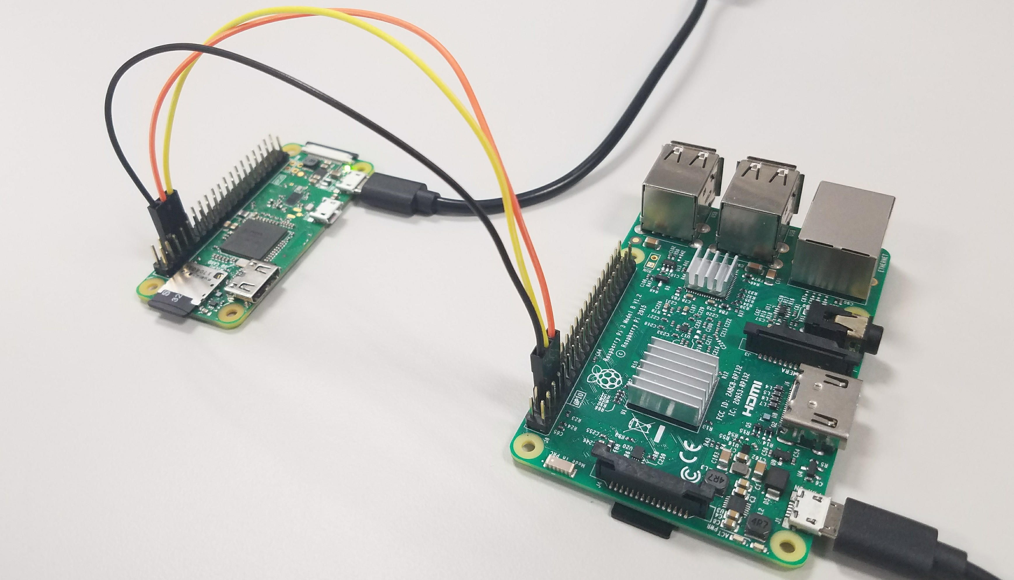 Setting Up UART Serial Communication between Raspberry Pis