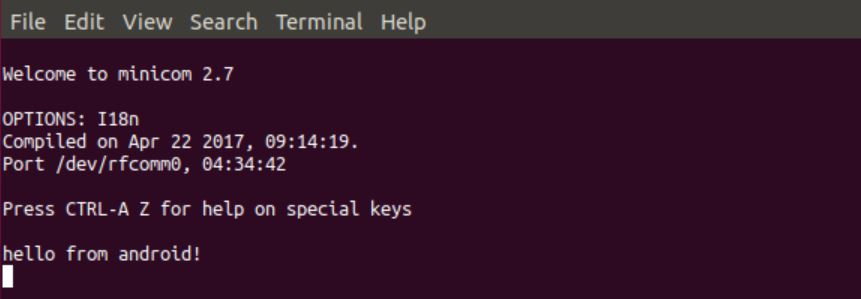 Setting Up Bluetooth Serial Port Profile on Raspberry Pi